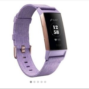 Fitbit Charge 3 Special Edition Rose Gold/Lavender